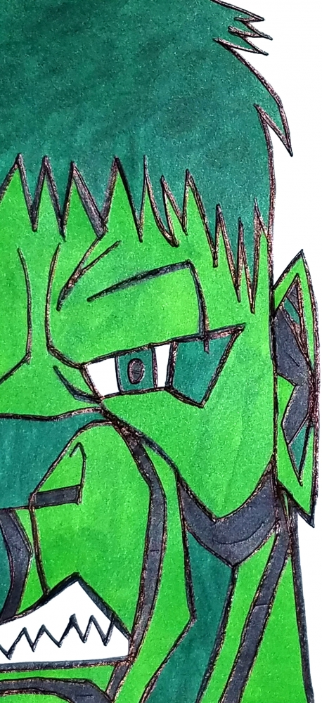 Hulk par armattock